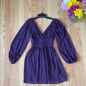 ❤️ NEW ASOS purple dress